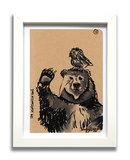 Originele beren tekening_3