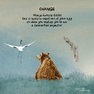 How do you bear?